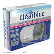 Medikament CLEARBLUE FERTILITAETSMONITOR, 1 St. im Preisvergleich