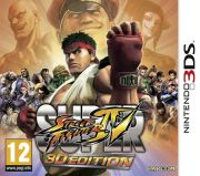 Capcom Super Street Fighter 4 3D 3DS