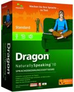 Nuance Dragon NaturallySpeaking 10 Standard