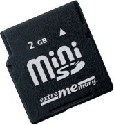 extreMemory Mini SD-Card Premium 60x 2GB