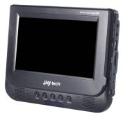 Jaytech Mini TV-DVD Set  S728