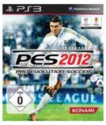 Konami Pro Evolution Soccer 2012 PS3 im Test
