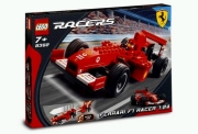 Lego Racers Ferrari F1 Racer 1:24 8142