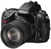 Nikon D700 + MB-D10 Speed Kit