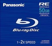 Panasonic LM-BE50DE Blu-ray 50GB