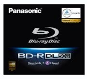 Panasonic LM-BR50MDE Blu-ray 50GB 10er