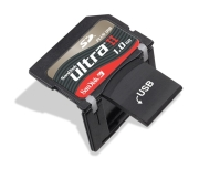 SanDisk Secure Digital Card (SD) Ultra II Plus 1GB im Preisvergleich