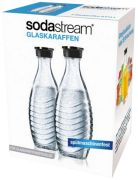 SodaStream Glaskaraffe Duo-Pack (1047200490)