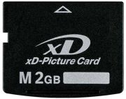 Transcend xD-Picture Card Type M 2GB (TS2GXDPCM) im Preisvergleich