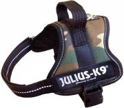 Trixie Julius-K9 Powergeschirr Mini-Mini 51-67 cm im Preisvergleich