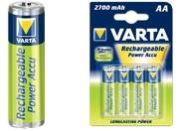 Varta Power Accu AA 2700 mAh