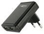 Ansmann Dual USB Charger Slim