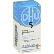 Medikament BIOCHEMIE 5 KALIUM PHOSPHORICUM D 3 TABL., 80 St.
