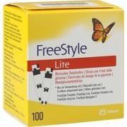 Abbott FreeStyle Lite Teststreifen 100 Stk.