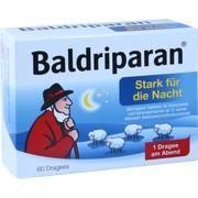 Medikament BALDRIPARAN STARK F D NACH, 60 Drg.