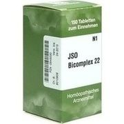 Medikament JSO BICOMPLEX HEILMITTEL NR. 22, 150 St.