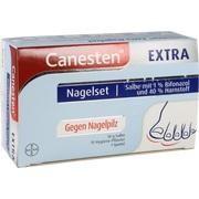 Medikament CANESTEN EXTRA NAGELSET, 1 St.