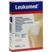Medikament LEUKOMED STERILE PFLASTER 7,2 X, 5 cm
