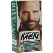 Medikament JUST FOR MEN BRUSH IN COLOR GEL SCHWARZBRAUN