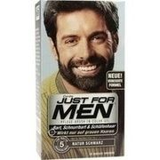 Medikament JUST FOR MEN BRUSH IN COLOR GEL SCHWARZ