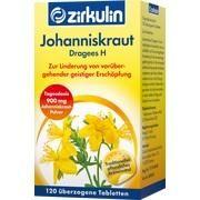 Medikament JOHANNISKRAUT DRAGEES H, 120 St.
