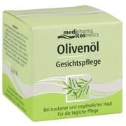 Medipharma Cosmetics Olivenöl Gesichtspflege Creme 50 ml