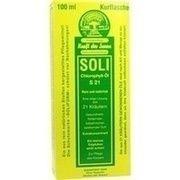 Medikament SOLI-CHLOROPHYLL-OEL S 21, 100 ml