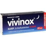 Medikament VIVINOX SLEEP SCHLAFTAB ST, 20 Tbl.