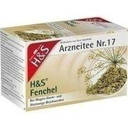Medikament H&S FENCHELTEE, UNGEMISCHT BTL., 20 St.