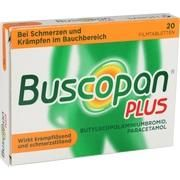 BUSCOPAN PLUS, 20 Filmtbl. (N1)