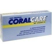 Diverse CoralCare 2-Monatspackung Pulver 60 x 1,5 g