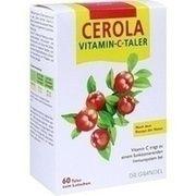 Medikament CEROLA VITAMIN C TALER GRANDEL, 60 St.