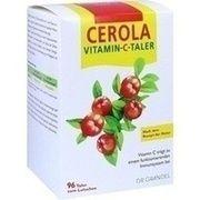 Medikament CEROLA VITAMIN C TALER GRANDEL, 96 St.
