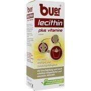 Medikament BUER LECITHIN PLUS VITAMINE FLUESSIG