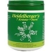 Medikament HEIDELBERGERS 7 KRAEUTER TEE 250 G