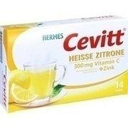 Medikament HERMES CEVITT HEISSE ZITRONE GRANULAT