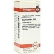 Medikament EUPHRASIA C 200 GLOBULI, 10 g