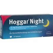 Medikament HOGGAR NIGHT, 20 Tbl. (N2)