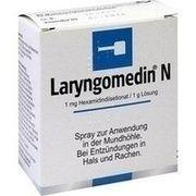 Medikament LARYNGOMEDIN N, 45 g (N2) Sprühlösg.