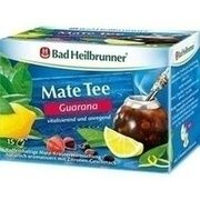 BAD HEILBRUNNER TEE GUARANA MATE KRAEUTE