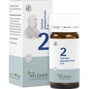 Medikament BIOCHEMIE 2 PFLUEGER CALCIUM PHOSPHORICUM D 6 TABL
