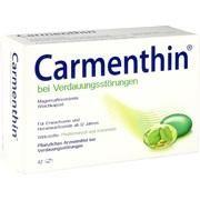 Medikament Carmenthin bei Verdauungsstörungen 42 Stück