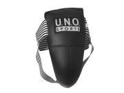 U.N.O. Fitness Tiefschutz Black Protect