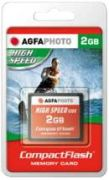 Agfaphoto Compact Flash High Speed 2GB