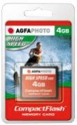 Agfaphoto Compact Flash High Speed 4GB