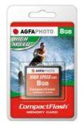 Agfaphoto Compact Flash High Speed 8GB