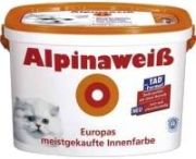 Alpina Farben Alpinaweiß 10 l