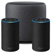 Amazon Echo Stereo-System
