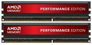 AMD DDR3-RAM PC3-12800 Performance 8GB Kit (AP38G1608U2K)