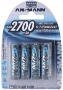 Ansmann 2700 mAh Digital